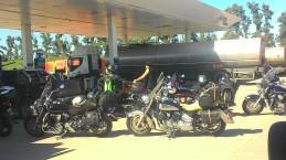 posto de combustível Fernandez